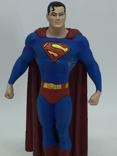 Superman - Dc - Fabricado Em Metal - Cod. Gcj 7530