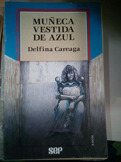 C33 Muñeca Vestida De Azul, Delfina Careaga