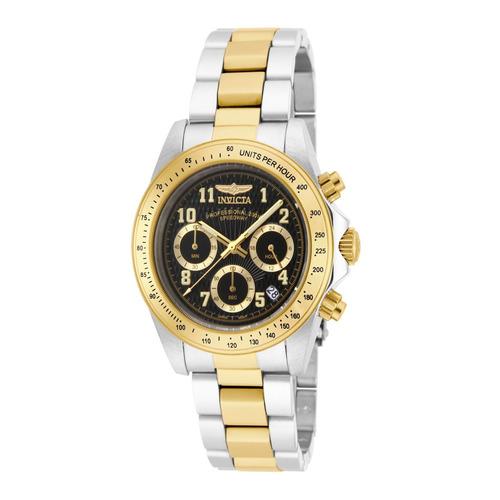 Reloj Invicta 17027 Acero Dorado Hombres