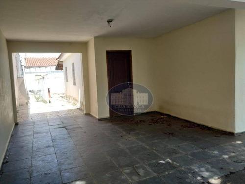 Casa Com Localização Nobre! - Ca1765