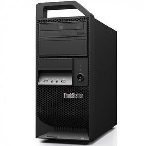 Lenovo Thinkstation I7 16gb Hd500gb Win 7 - Semi-novo