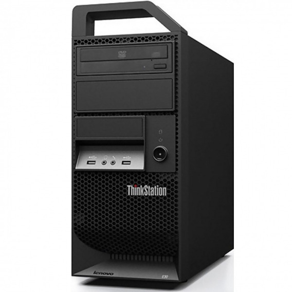 Lenovo Thinkstation I7 16gb Hd500gb Win 7 - Semi-novo