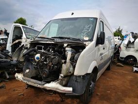 Desarmo Volkswagen Cafter Turbo Diesel 2010 Solo Por Partes