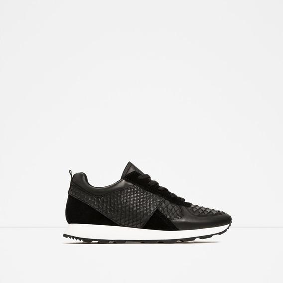 Zapatillas Zara Woman Nuevo