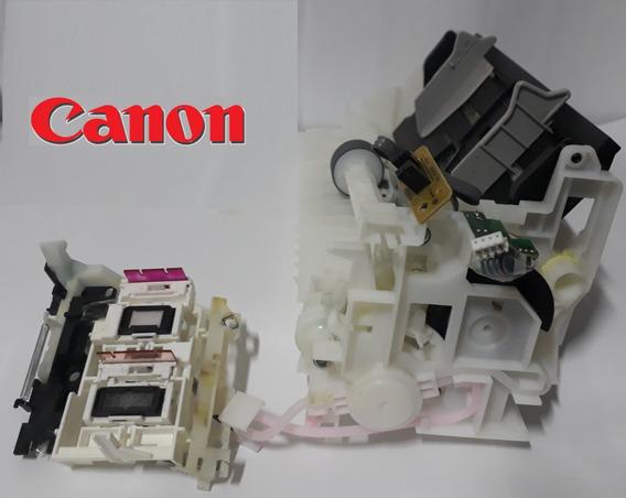 Mecanismo Tracionador E Limpeza Canon Mp250 Funcionando 100%