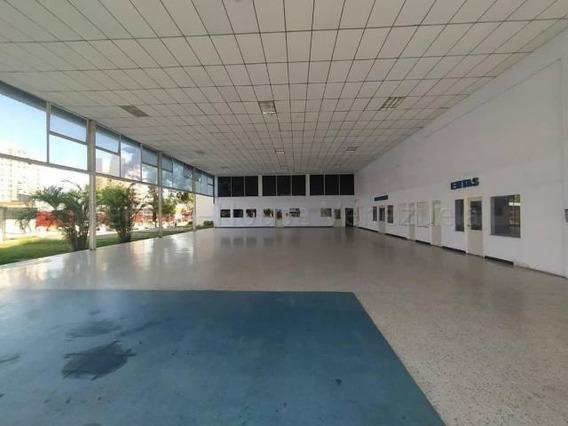 Galpon En Alquiler Zona Oeste Barquisimeto 21-6519 Mf
