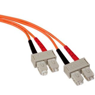 Cable Conexión Fibra Leviton 62dscm10 625 125um Multimodo Dú