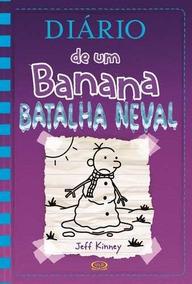 Diario De Um Banana 13 - Batalha Neval