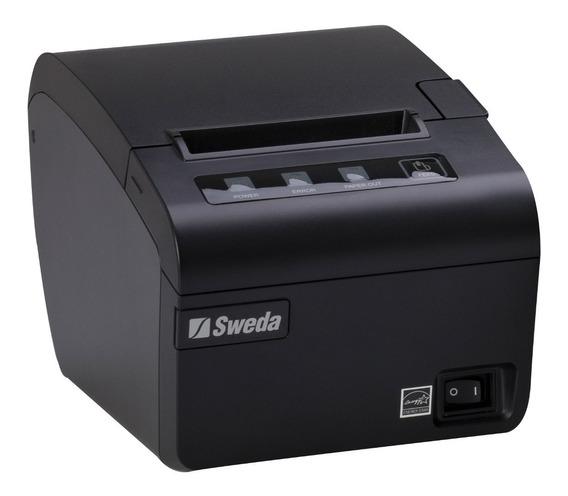 Impressora Térmica Sweda Si-300s Não Fiscal Usb/serial