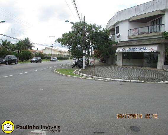 Sala Comercial Para Locação $ 900,00 Em Peruíbe - Sl00107 - 33886580