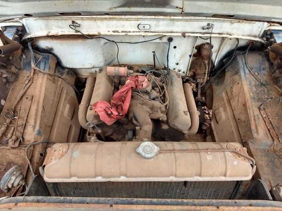 Ford F100 - Motor V8
