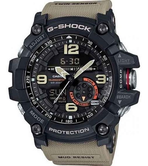 Relógio Casio G-shock Mudmaster Gg-1000-1a5dr