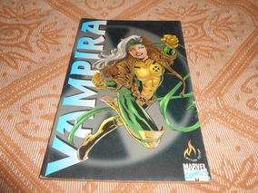 Hq Vampira Encadernada. Marvel.