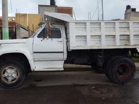 Camion Volteo Modelo 1981