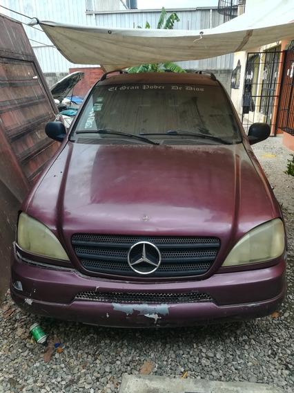 Se Vende Mercedes Benz Ml 320 Del 1998