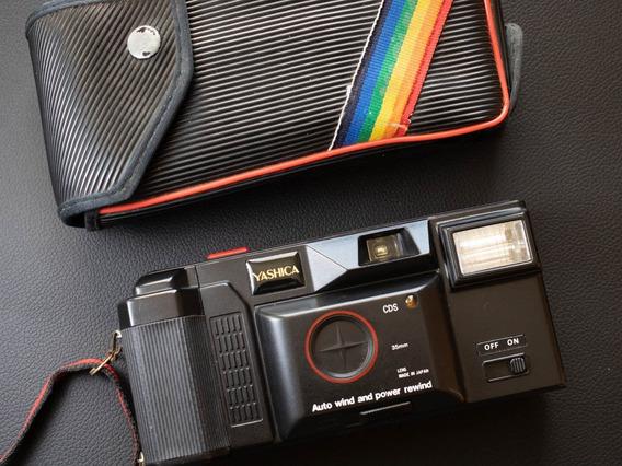 Câmera Fotográfica Analógica Yashica