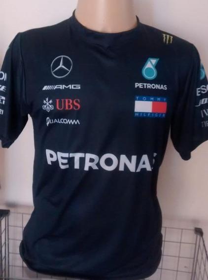 Camiseta Poliéster Petronas