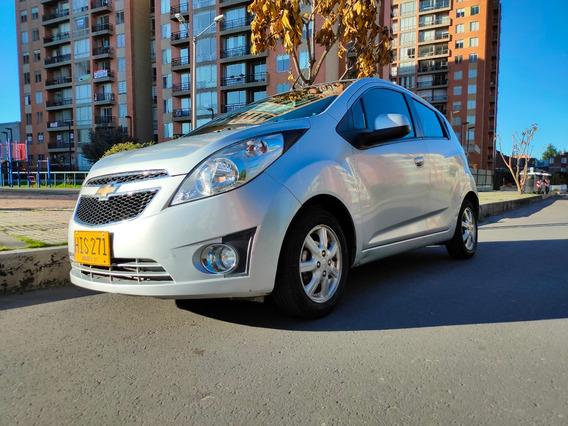 Chevrolet Spark Gt Motor 1.2 2014 Plata 5 Puertas