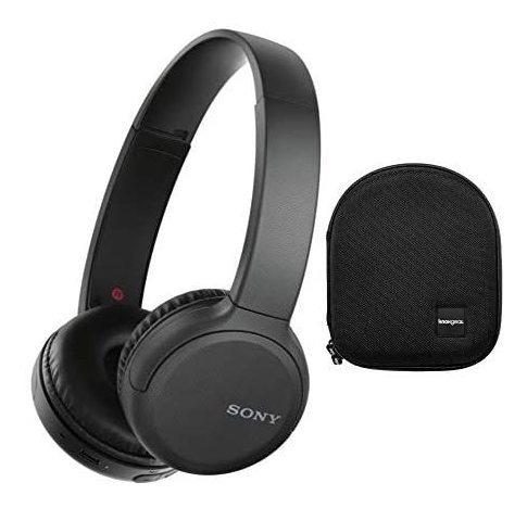 Sony Whch510 Inalámbrica En Los Auriculares, Negro (whch510