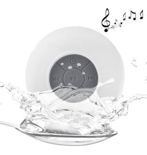 Parlante Bluetooth Portatil Para Ducha Resistente Al Agua