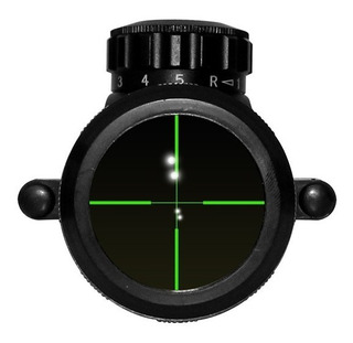 Mira Telescópica Para Rifle Pantalla Iluminada 6x40wl Nuevo
