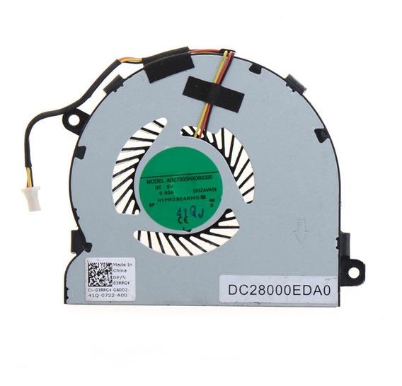 Cooler Dell Inspiron 5542 5543 5545 5447 5548 Novo Nf-e A8