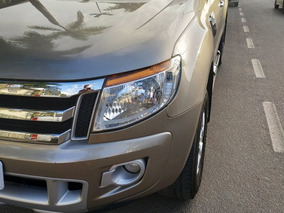 Ford Ranger 2.5 Limited Cab. Dupla 4x2 Flex 4p 2014