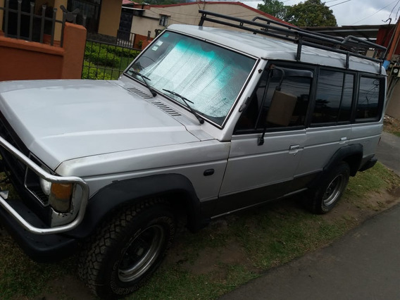 Hyundai Galloper 93 A Gas