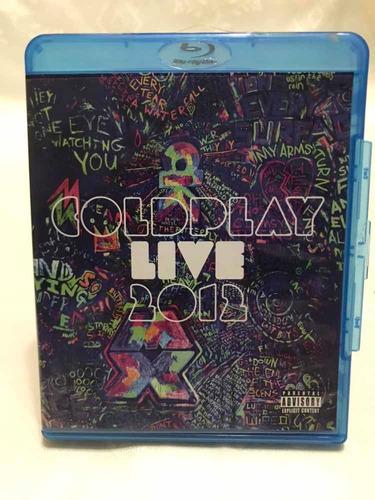 Dvd Blood Work ( C.eastwood)  -  Video Goldplay Live 2012