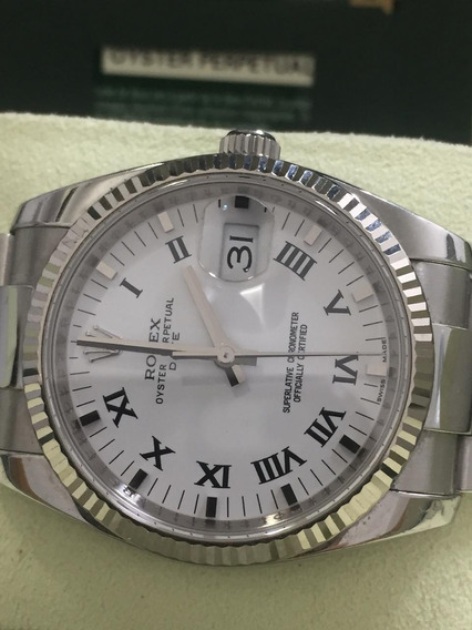 Rolex Oyster Perpetual Date 34mm Original