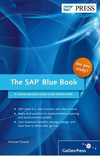 Libro The Sap Blue Book A Concise Business Guide