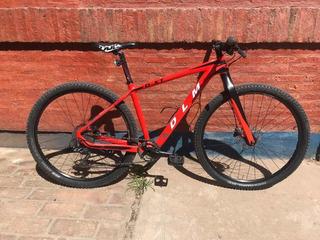 Bicicleta De Carbono Delma. No Scott No Trek No Specialized