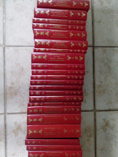 Coleçao Os Imortais Da Literatura Universal 50 Volumes-abril