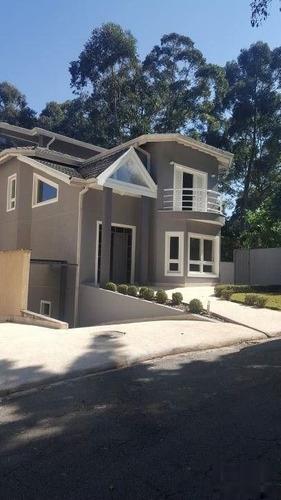 Imagem 1 de 16 de Casa Com 3 Dormitórios À Venda, 504 M² Por R$ 2.100.000,00 - São Paulo Ii - Cotia/sp - Ca3994