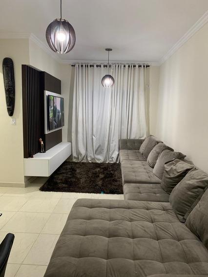 Am251- Apartamento 2 Dormitórios Mobiliado De Alto Padrão