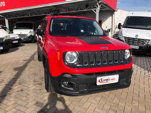 Imagem 1 de 8 de Jeep Renegade Sport Mt 1.8 2016