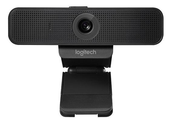 Webcam Full Hd C925e - Logitech 12x Sem Juros