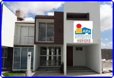 Venta De Casa Nueva En Frac. Privado Villas Universidad Zac