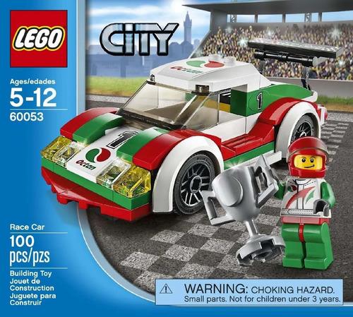 Lego City 60053 Auto De Carreras