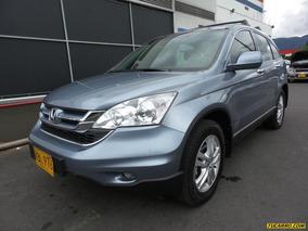 Honda Cr-v Exl