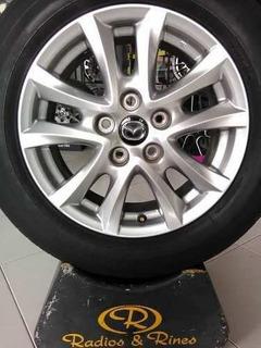 Rin 16 Pulgadas 5 Huecos Medida 114 Original Mazda