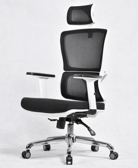 Cadeira Escritório Ergonômica Giratória Ergo Star S Top Seat