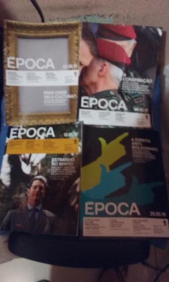Revista Època 14 Unidades Oferta 28 Reais