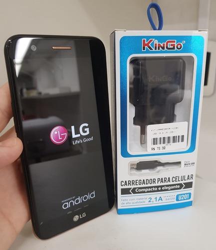 Celular LG K10 2017 (m250ds) - Com 90 Dias De Garantia