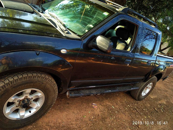 Nissan Frontier 2.8 Se Cab. Dupla 4x4 4p 2004