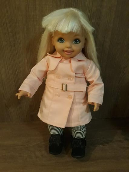 Boneca Kelly Barbie Gigante Rara !! 42 Cm