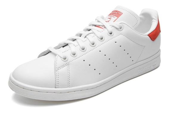 Tênis Couro adidas Originals Stan Smith Branco