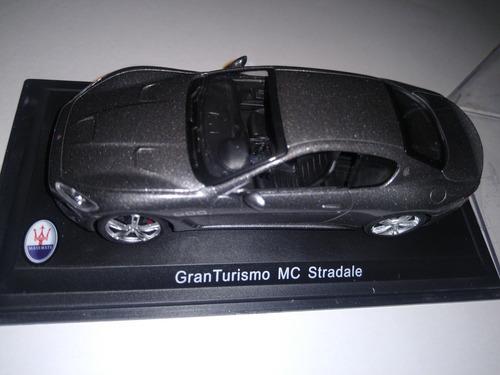 Imagen 1 de 10 de Maserati Granturismo Mc Stradale 1/43 En Acrílico Panini