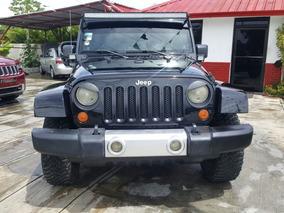 Jeep Wrangler Negro 2007