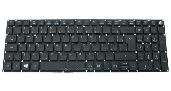 Teclado Para Notebook Acer Aspire Es1-533-c27u | Abnt2